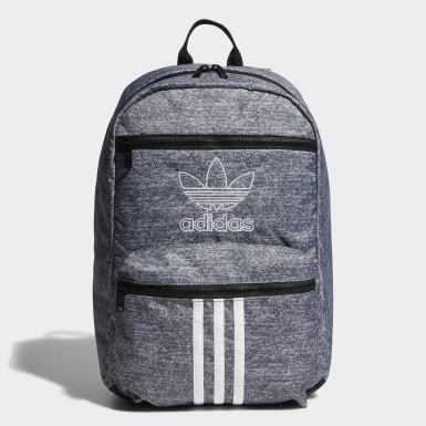Originals Grey National 3-Stripes Backpack
