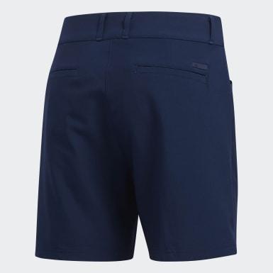 Women's Golf Blue Ultimate Club 5-Inch Shorts