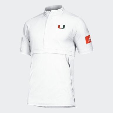 Men's Athletics Multicolor Hurricanes Game Mode Polo Shirt