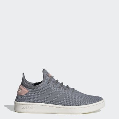 Women Sport Inspired Grey Court Adapt Shoes