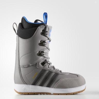 серый Сноубордические ботинки Samba ADV