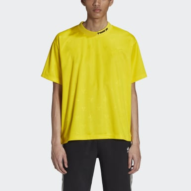 Originals Yellow Ninja Tee (Gender Neutral)
