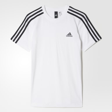 Playera Essentials 3-Stripes