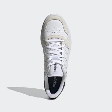 Tennis Breaknet Plus Schuh Weiß