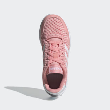 Kids Sport Inspired Pink Archivo Shoes