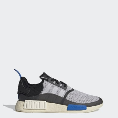 Men Originals Grey NMD_R1 Shoes