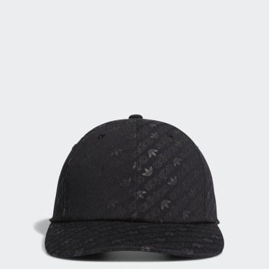 Men Originals Black Reflective Monogram Hat