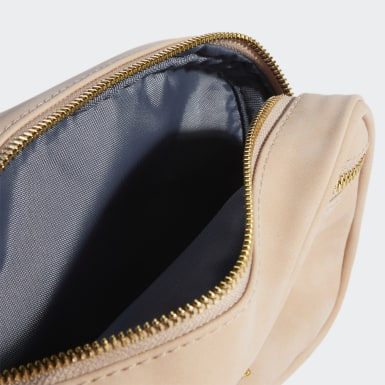 Faux Suede Waist Pack