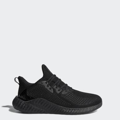 Mænd Løb Sort Alphaboost sko