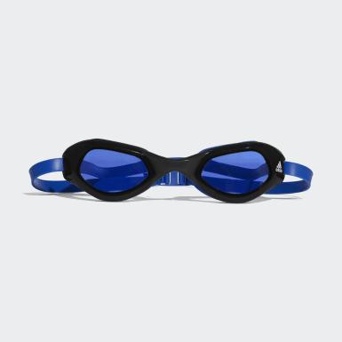 Plávanie modrá Plavecké okuliare Persistar Comfort Unmirrored