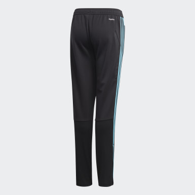 Youth Soccer Black Tiro 19 DS Pants