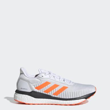 Mænd Løb Hvid Solar Drive 19 sko