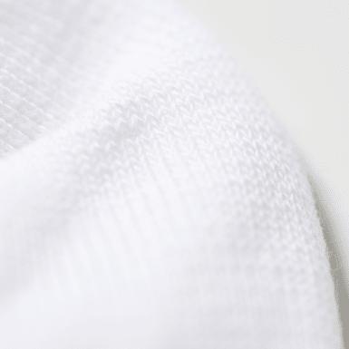 белый Носки Trefoil