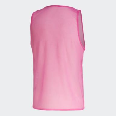 розовый Олимпийка с принтом