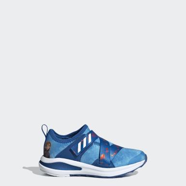 เด็ก วิ่ง สีน้ำเงิน รองเท้า RapidaZen Frozen