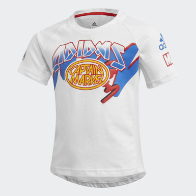 Playera Capitana Marvel
