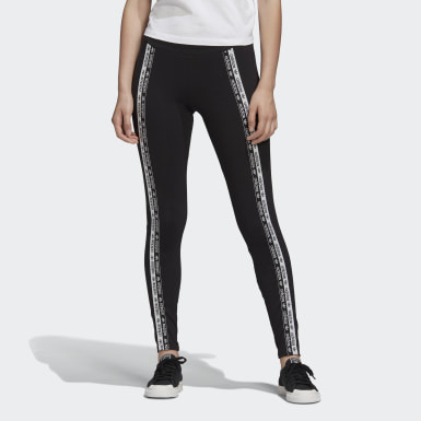 Frauen Originals R.Y.V. Leggings Schwarz