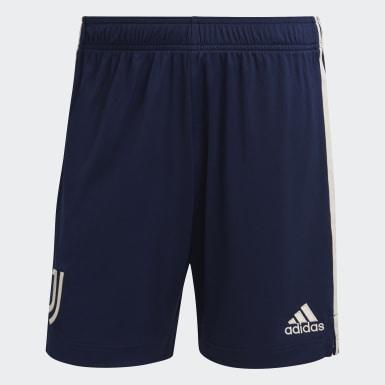Shorts 2 Juventus 20/21 Azul Homem Futebol