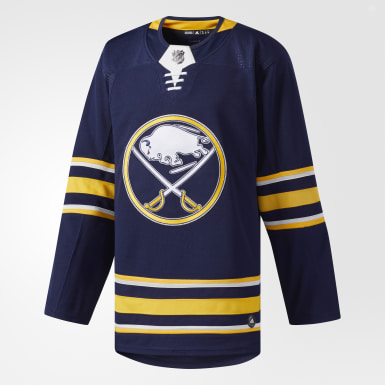 Men's Hockey Blue Sabres Home Authentic Pro Jersey
