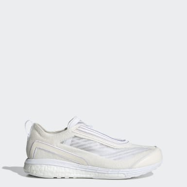 Women adidas by Stella McCartney White Boston Shoes