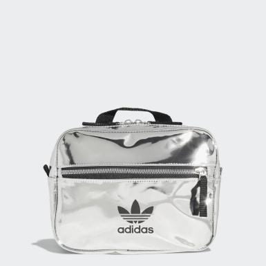 Women Originals Silver Mini Airliner Backpack