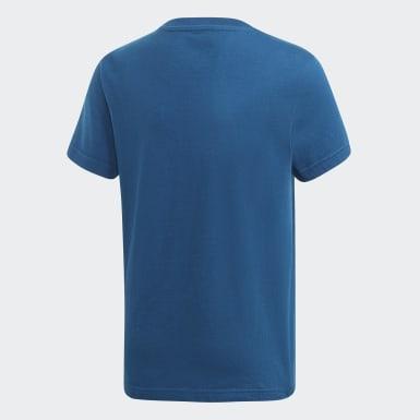 Remera  Trifolio (UNISEX) Azul Niño Originals