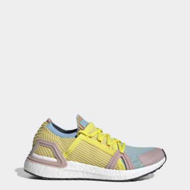 Sapatos Ultraboost 20 S Rosa Mulher adidas by Stella McCartney