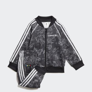 Infants Originals สีดำ ชุด Sport Goofy SST
