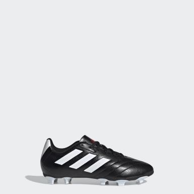 Zapatos de Fútbol Goletto VII Terreno Firme Negro Niño Fútbol