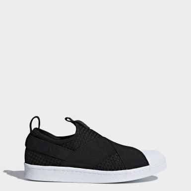 Originals Black Superstar Slip-on Shoes