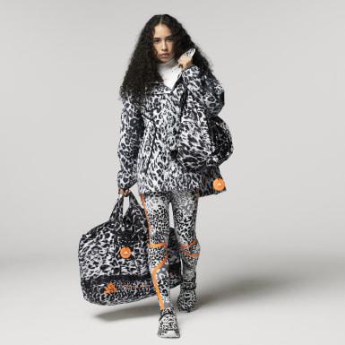 ผู้หญิง adidas by Stella McCartney สีดำ กระเป๋ายิมแซค adidas by Stella McCartney