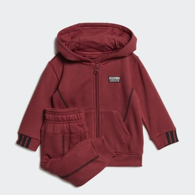 Conjunto chaqueta y pantalón R.Y.V. Full-Zip Niño Originals
