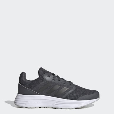 Women Running Grey Galaxy 5 Shoes