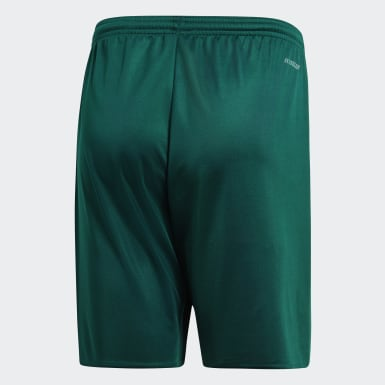 Men Training Green Parma 16 Shorts