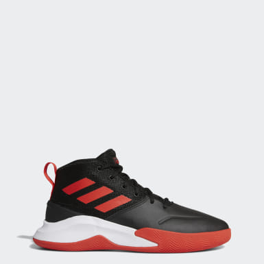 Men Basketball Black Own the Game Wide Shoes
