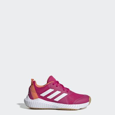 Sapatos FortaGym Rosa Criança Running
