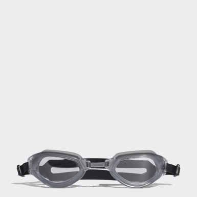 Swimming Grey persistar fit unmirrored swim goggle