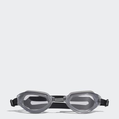 Plávanie Siva Plavecké okuliare adidas persistar fit unmirrored