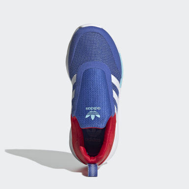 Tenis ZX 360 Azul Niño Originals