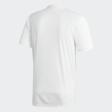 Camiseta Tabela 18 Blanco Hombre Fútbol