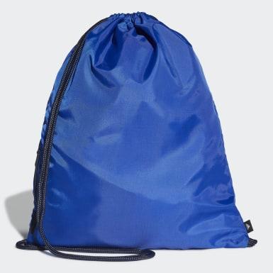 Mochila saco Azul Balonmano