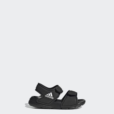 เด็ก ว่ายน้ำ สีดำ รองเท้าแตะ AltaSwim