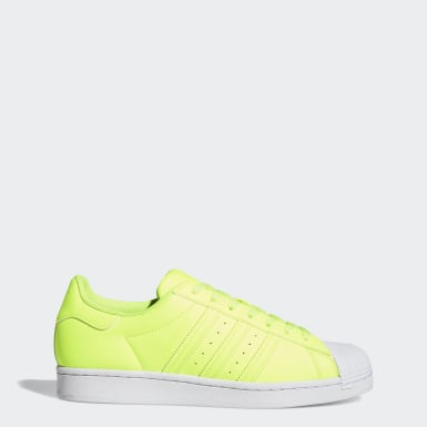 Originals Yellow Superstar Shoes