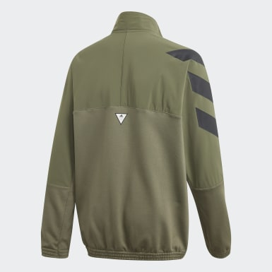 Campera XFG Cover-Up Verde Niño Training
