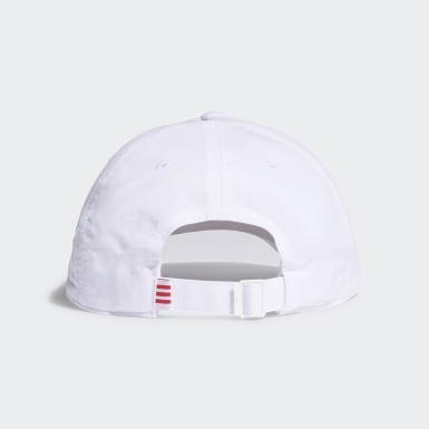 3D Adicolor Vintage Ball Caps Hvit