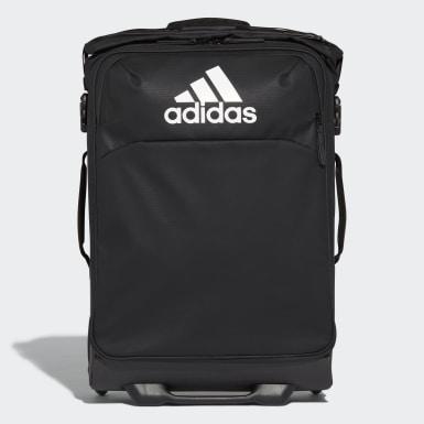 Bolsa con ruedas pequeña Negro Tenis