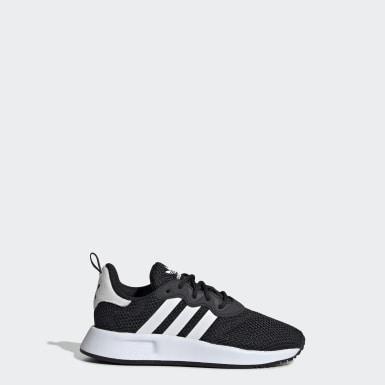 Sapatos X_PLR S Preto Criança Originals
