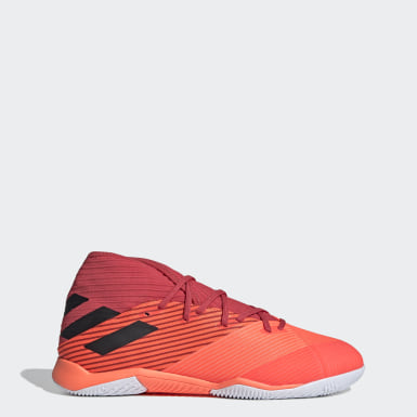 Chaussure Nemeziz 19.3 Indoor Orange Football