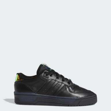 Tenis Rivalry Low Negro Mujer Originals