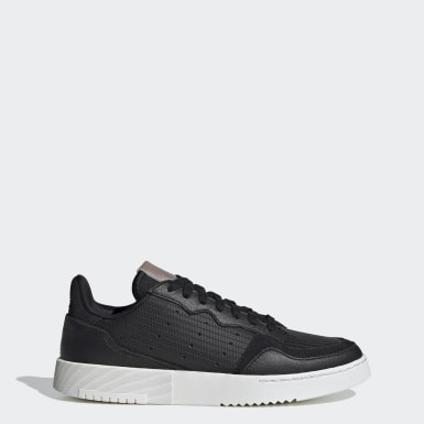 Women Originals Black Supercourt Shoes